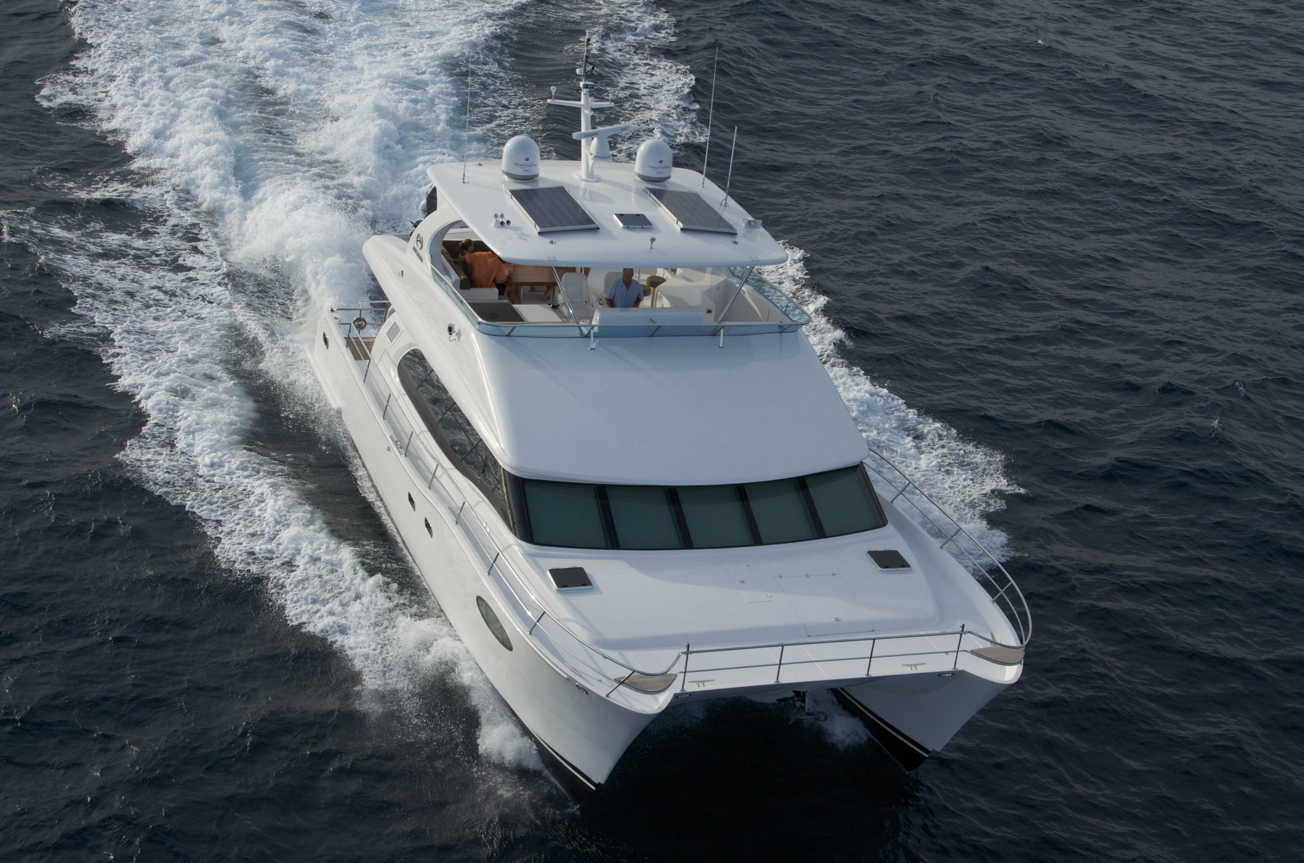 Horizon Power Catamarans To Attend Yachts Miami Beach 2017