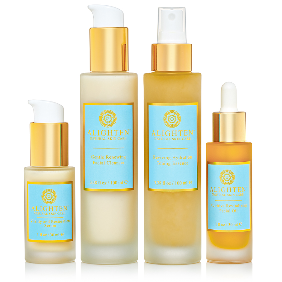 Natural Skin Care Products: Alighten Natural Skin Care Announces The Launch Of