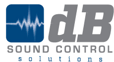 dB Sound Control's new website features a refreshed design with quick and easy access to its line of sound proofing products.
