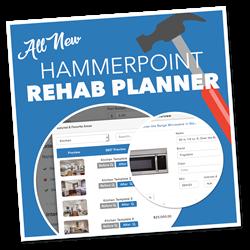 Hammerpoint Rehab Planner