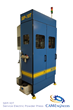 Custom Automation & Machinery Announces Servo-driven Electric Powder Compacting Press SEP-10T for Molding TeflonTM, Ceramic, Plastic and Metal Components