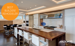 Airoom is named the NKBA Best Builder/Remodeler