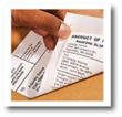 Printingworx® Expands Their Distribution Solutions By Offering Fold Under Shipping Labels