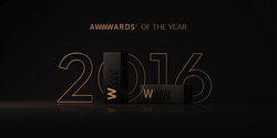 Awwwards e-commerce site of the year