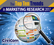 Civicom Webinar: The Top Ten Trends In Marketing Research 2017