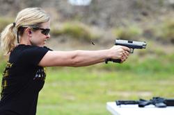 Shoot like a girl!