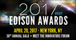 Edison Awards Announces Product Finalists that Will Change the World