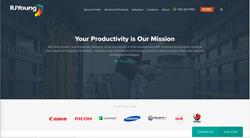RJYoung_Website_Launch