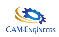 Logo of Custom Automation and Machinery, Inc (CAM-Engineers)
