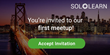 Invitation To SoloLearn's First In-Person Meetup In San Francisco