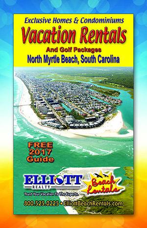 Elliott Realty Releases 2017 Vacation Rental Brochure