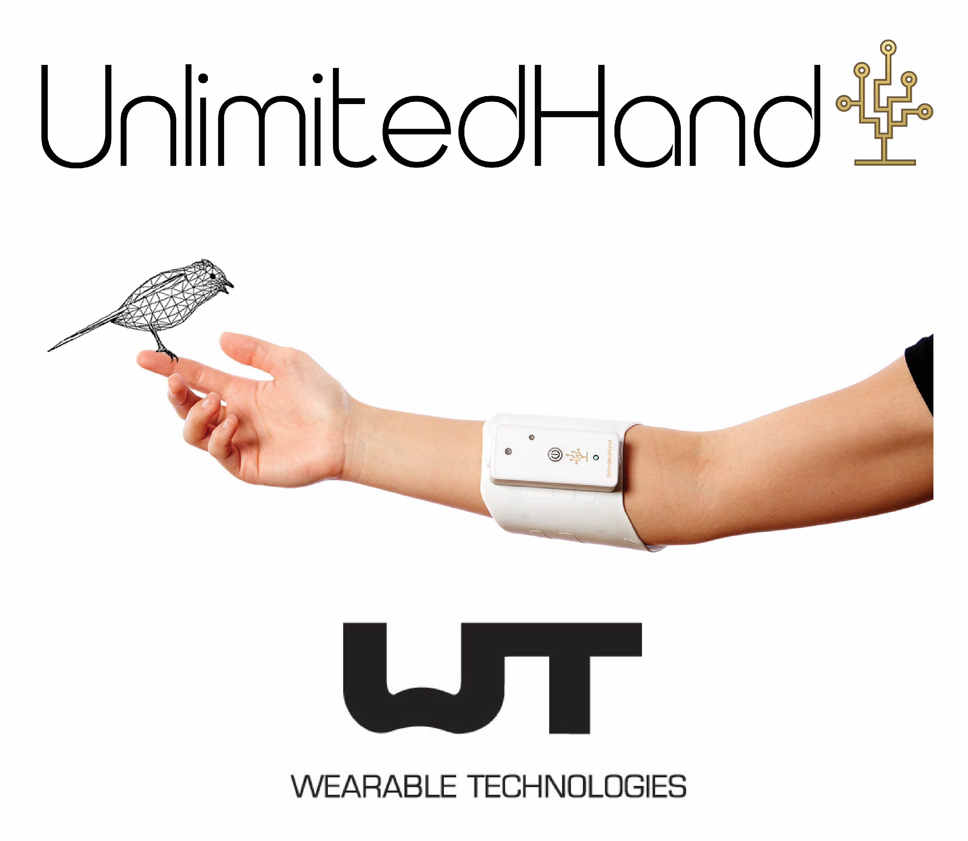Unlimitedhand haptic game controller finalist of wearable