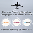 ShopAdvisor, NinthDecimal and Mobee Team Up for a Webinar on How to Make Proximity Marketing Campaigns Achieve Their Full Potential