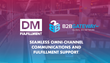 B2BGateway and DM Fulfillment Partner to Provide Seamless Omni-Channel Communications and Fulfillment Support