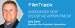 FilmTrack Elevates Gary Davis to Executive Vice-President, Operations