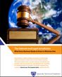 Specialty Technical Publishers (STP) Announces the Release of The Internet and Legal Jurisdiction
