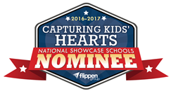 Capturing Kids' Hearts National Showcase Schools Nominee 2016-2017