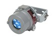 Larson Electronics Releases a 25 Watt LED Explosion Proof Blue Forklift Light