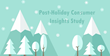 Post-Holiday Consumer Insights Study: Spending Increases Are Predominately Online