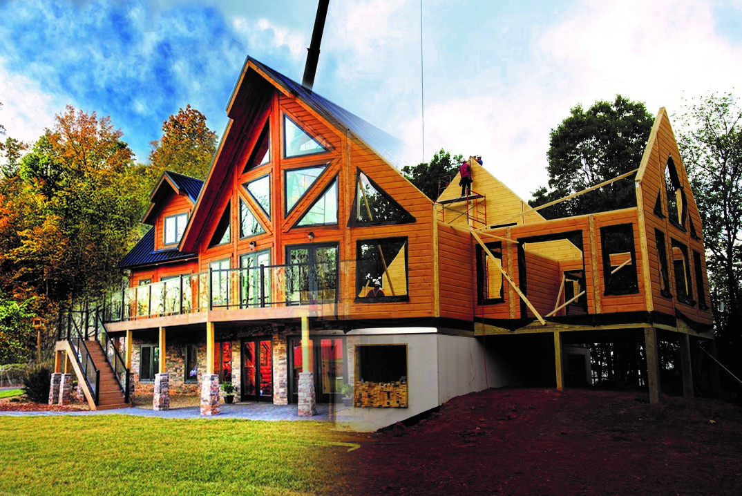 Timber Block Homes Wins Fifth Award In One Year For
