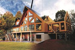 Timber Block Custom Homes Classic Series
