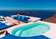 Iconic Santorini Suite