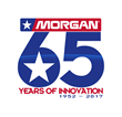 Morgan Corporation 65th Anniversary Logo