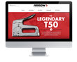 Arrow Fastener Introduces New Interactive Website For The DIY Consumer