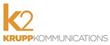 Krupp Kommunications (K2) Announces New Entertainment Clients