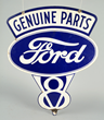 Ford V8 Genuine Parts Porcelain Sign, Estimated at $5,000-7,500.