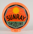 Sunray Gasoline Globe Lenses, Estimated at $1,500-2,500.
