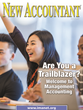 "NEW ACCOUNTANT Current Issue Explores ""Are You a Trailblazer? Welcome to Management Accounting"""