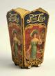 1909 Pepsi-Cola Straw Holder, Estimated at $4,000-8,000.