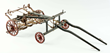 Early Salesman's Sample Cultivator, Estimated at $3,000-4,000.