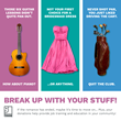 Goodwill Wants You to Dump Your Ex's Stuff