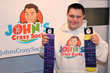 John Cronin of John's Crazy Socks Named Grand Marshal for the National Down Syndrome Society's 2017 New York City Buddy Walk