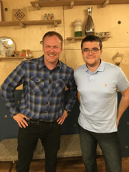 Co-Founders Anthony Venus & Eugene Vyborov