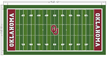 Rendering of OU's Indoor Practice Field