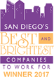 PayLease Selected as One of San Diego's Best and Brightest Companies to Work For
