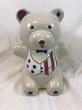 Hartstone Pottery Teddy Bear Cookie Jar