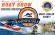 Bretz RV & Marine Partners with Gull Boats & RV to Host 2017 Indoor Boat Show