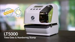 LT5000 Document Stamp