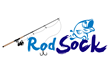 The Rod Sock will help protect fishing rods while giving fishermen a convenient place to store their equipment.