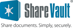 ShareVault Virtual Data Rooms Logo