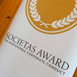 KMRD Partners Wins 2017 Societas Award for Ethical Conduct in the Workplace