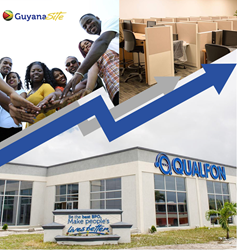 Qualfon Guyana Growth Spurs Positive Outlook for 2017