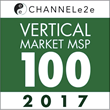 ChannelE2E Top 100 Vertical Market MSPs