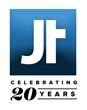 JTech 20th Anniversary logo