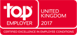 Top Employer Institute Award