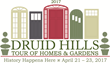 Ryan Graham, Chairperson, Druid Hills Civic Association Tour Committee, Announces the 2017 Druid Hills Tour of Homes & Gardens and Makers Market, April 21-23